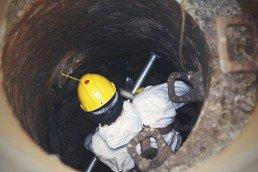Bezwykopowa renowacja kanalizacji w Gdańsku